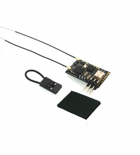 Lemon Rx DSMX Compatible PPM 8-Channel diversity antenna receiver
